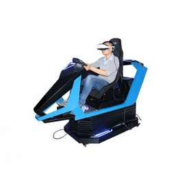 9D VR Car Motion Simulator
