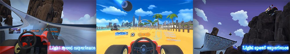 vr racing car screen capture