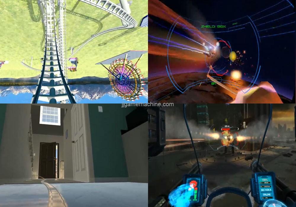360° Kingkong VR content