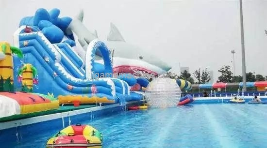 Open an indoor water park, promotion promotion is here!