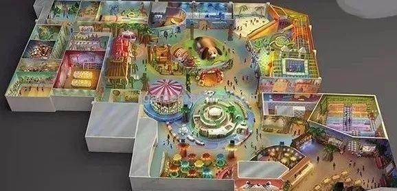 Do you think about the future development of indoor childrens parks?