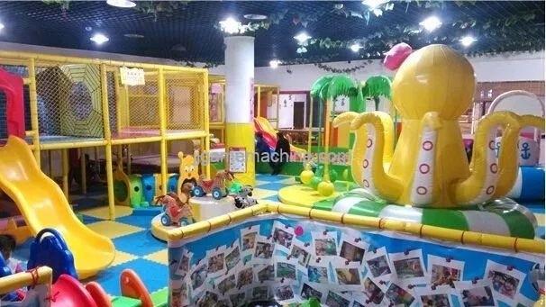 Useful Childrens Park Attract Customer Ways!