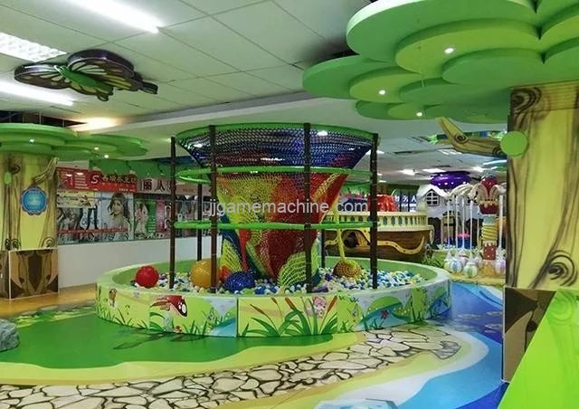 Children's Paradise physical effect
