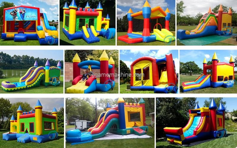 Inflatable Bouncy Castle Is Becoming More Popular!