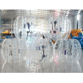 PVC bubble soccer inflatable bumper ball