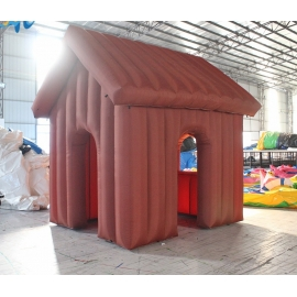 oxford cloth inflatable tent house