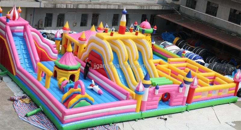 Precautions Before Buy Inflatable Castle!