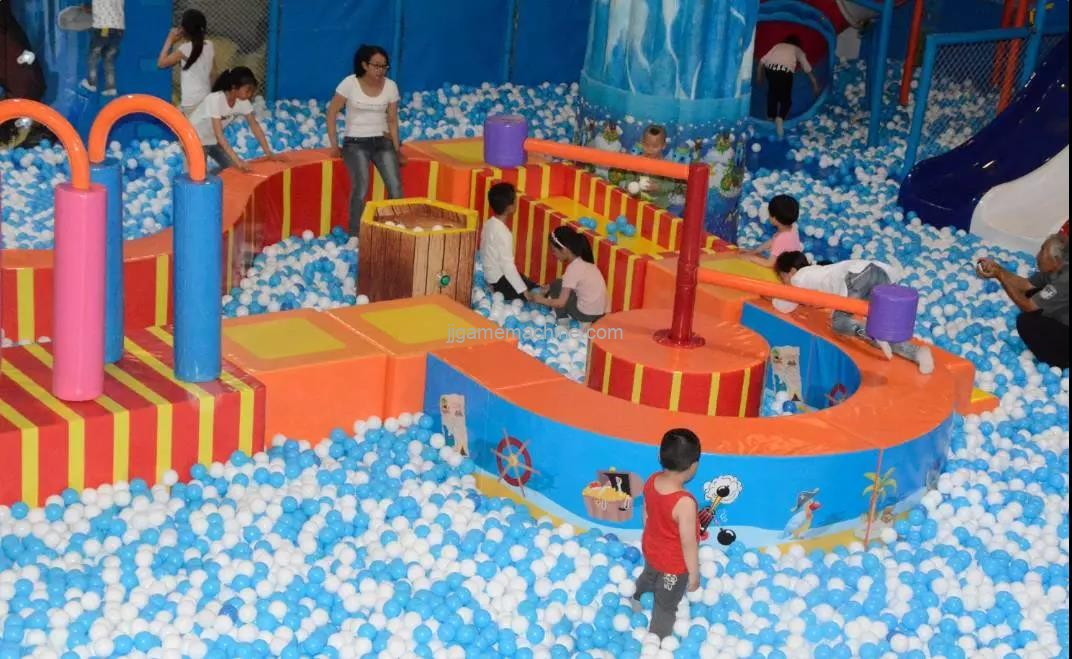 On the Four Methods of Innovation and Development of Children's Paradise