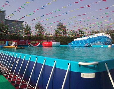 Metal Frame Swimming Pool HL-MFP003