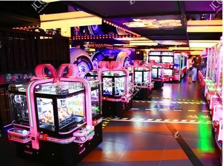 Operation of amusement venue equipment (1)