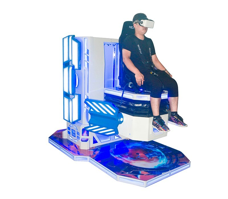Single player VR Jumping chair