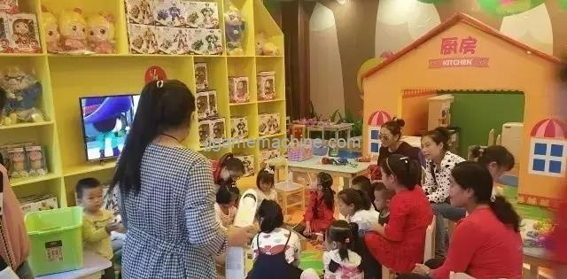 How to promote indoor childrens park management