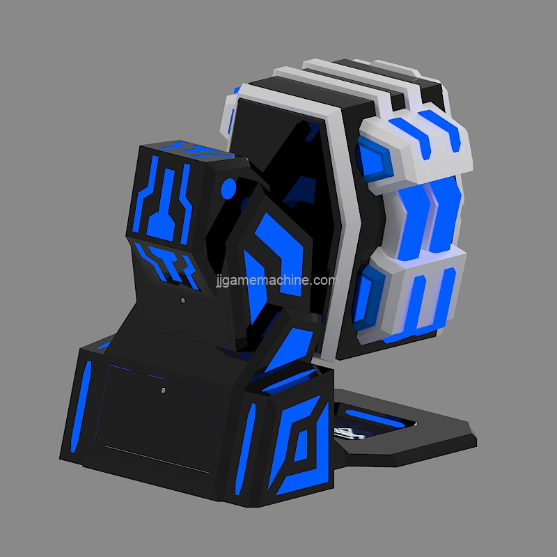 Hot sale new model swing 9D flight simulator Virtual Reality games