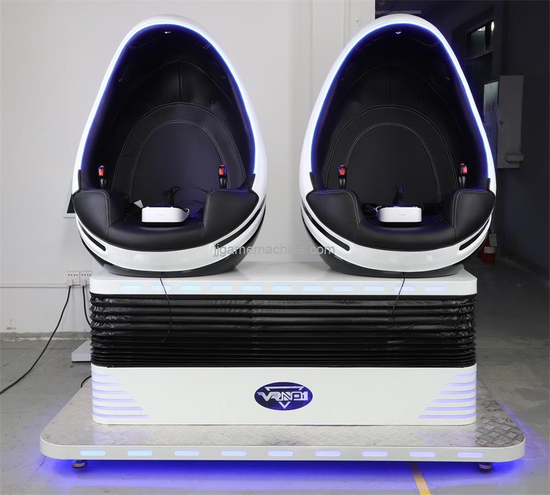 Motion VR machine Factory direct supply 9D VR egg chair Virtual Reality game