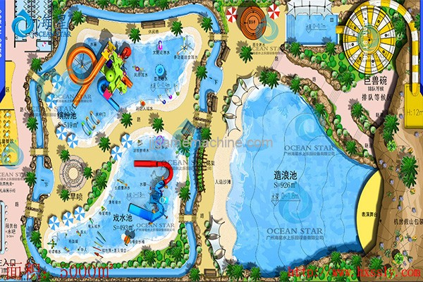 Water Park Planning And Design Process For Profit To Build A Good Step