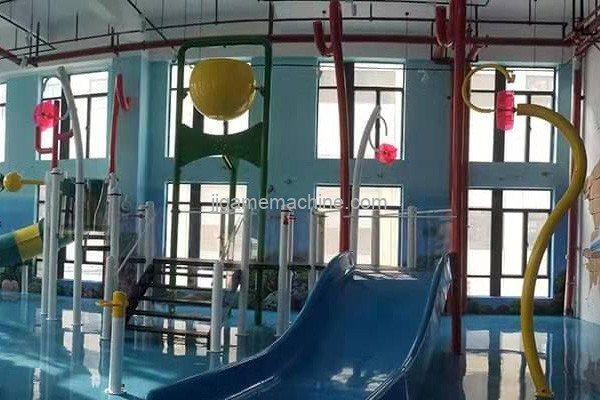 Investment Direction Of Indoor Children's Water Park