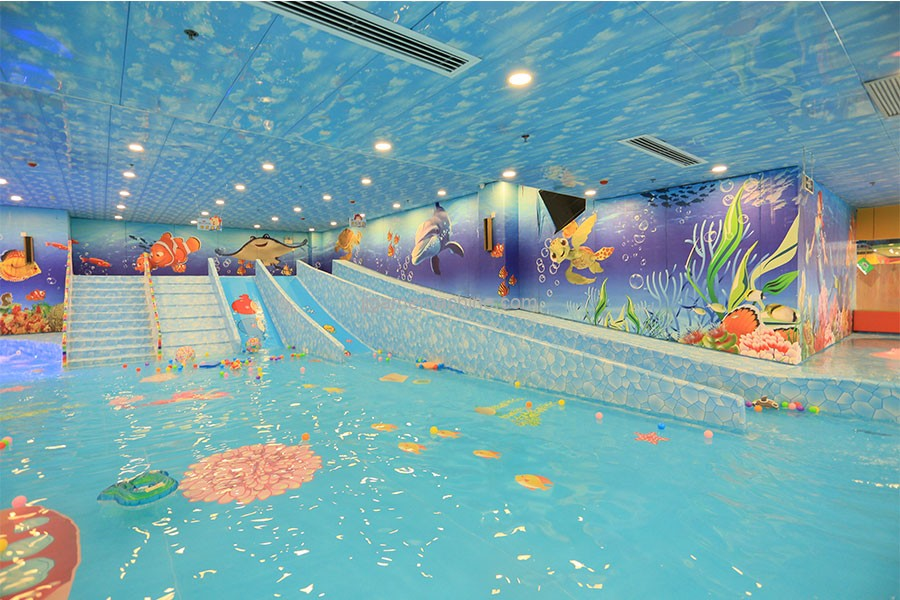 indoor children's water park supplier