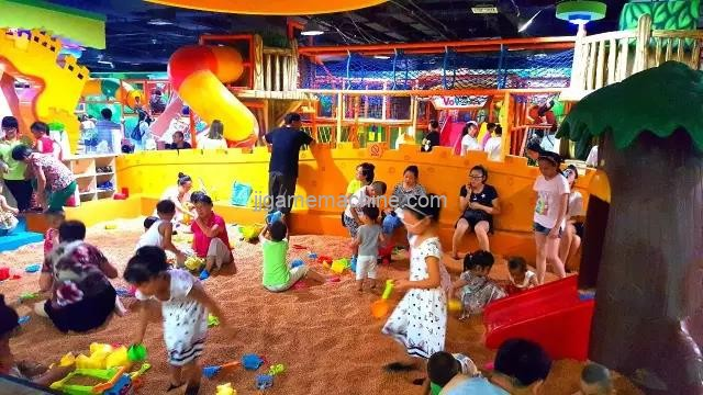 How to manage the staff as a children's playground venue manager
