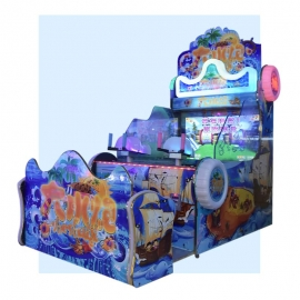 Big Water Cannon water shooting game machine