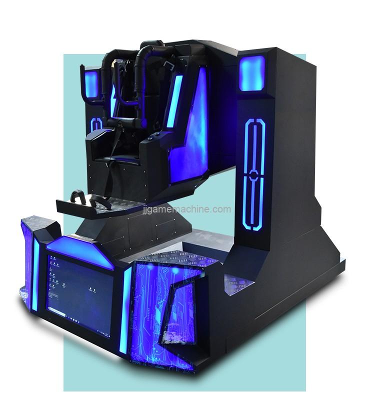 Super pendulum VR simulator game machine Virtual Reality arcade games flight simulator chair