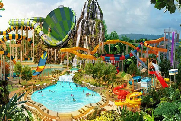 Water Park Equipment Positioning And Selection