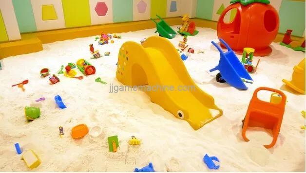 Business Analysis | How to break through the bottleneck of homogeneity in children's playground?