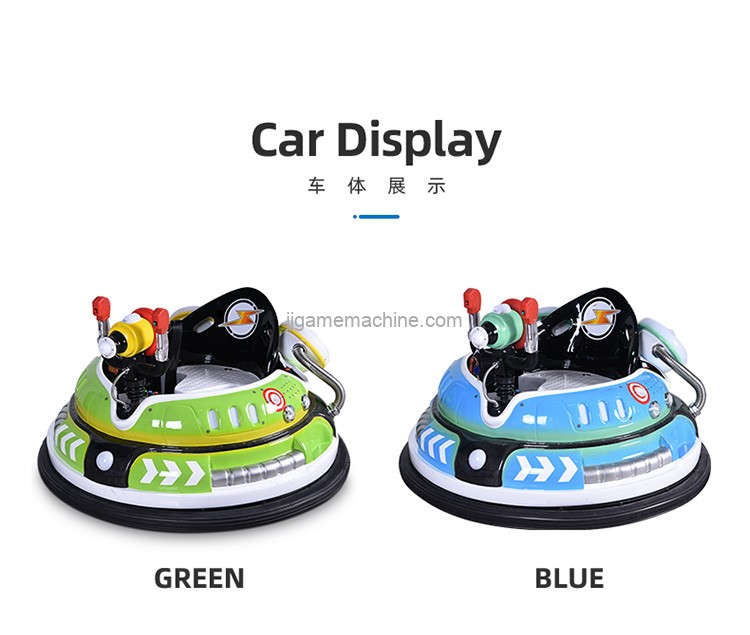Popular In The Market Battery Bumper Car In The Arcade For Sale