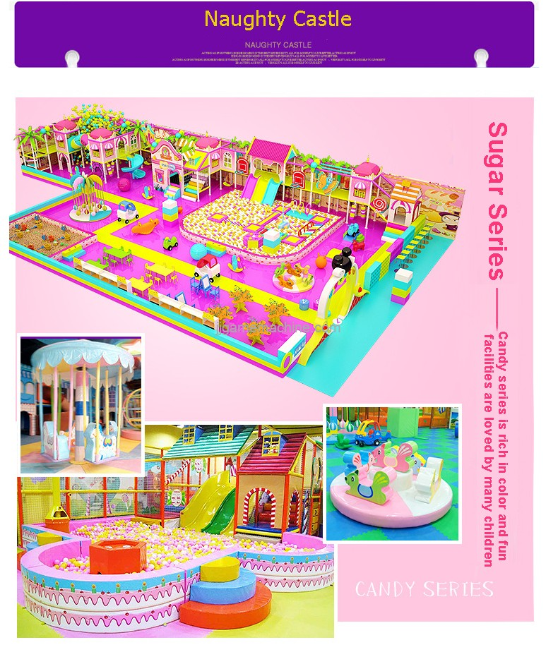 Shopping mall hot sale project jungle style commercial children csutomized indoor soft playground