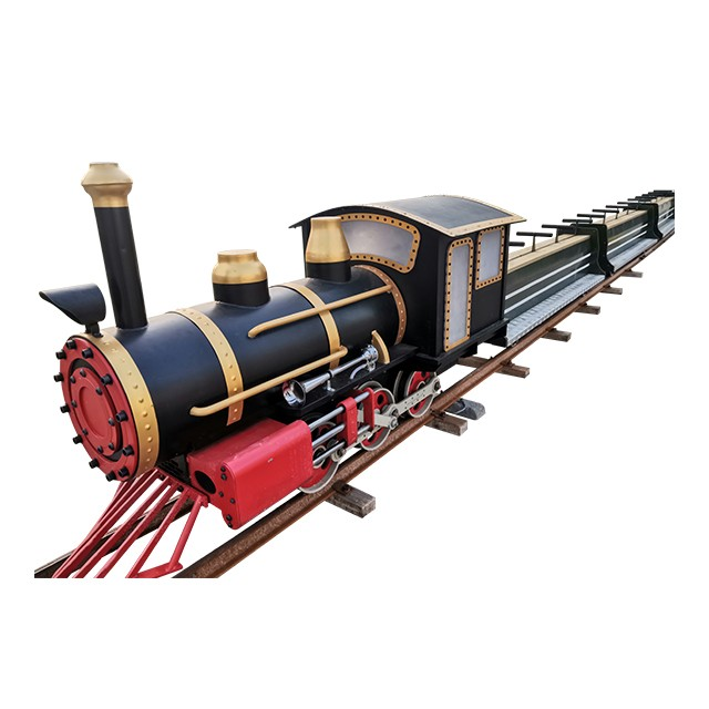 Amusement Park Products outdoor playground electric train