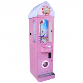 Super candy vending machine