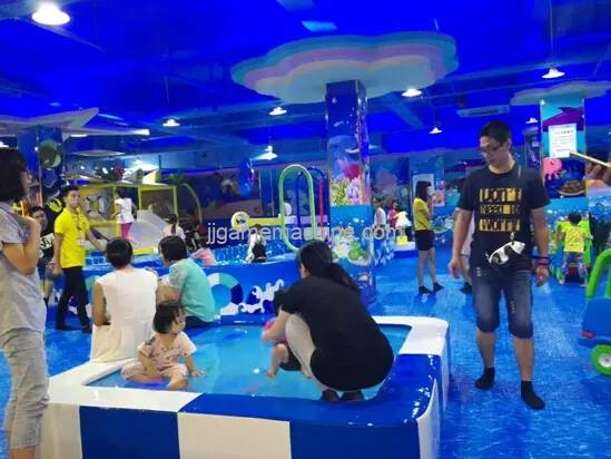 Children's Paradise plus, makes parents more willing to pay!