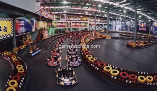 disca racing pavilion