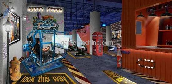 one stop dream factory-sports park