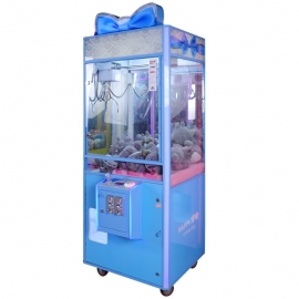 Bowknot crane claw machine