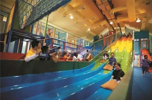 2020 children's playground market prospects and development trends