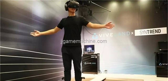 VR arcade hall or savior to accelerate the process of VR mainstreaming.
