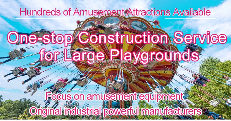 one-stop construction service for large playgrounds
