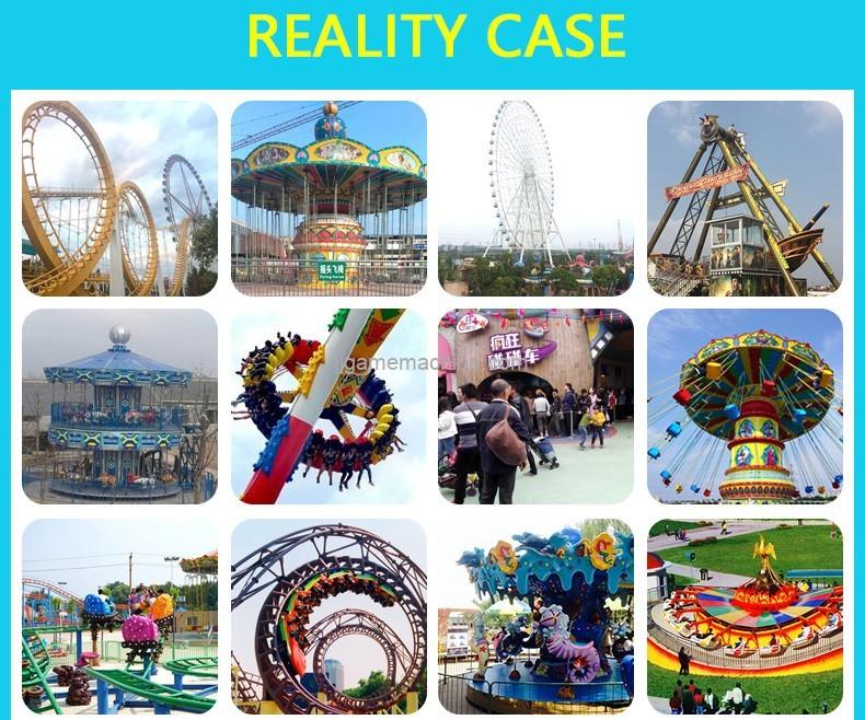 reality amusement park case