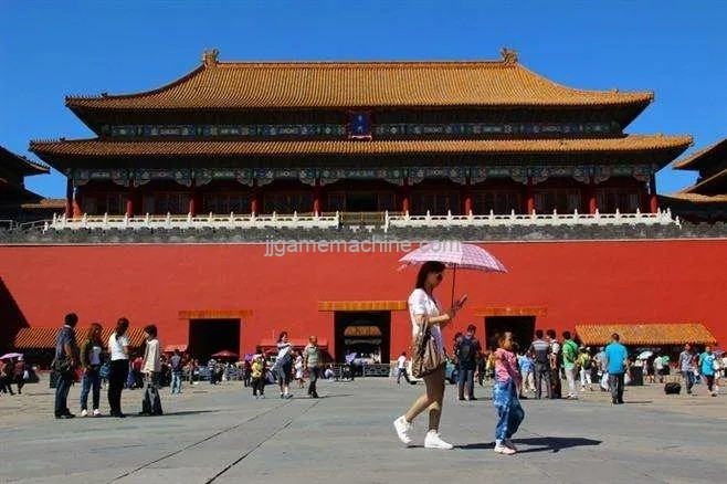 The Palace Museum, which is proud of itself in the world, has set foot in children's experience
