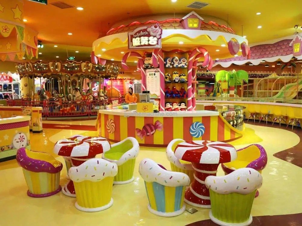 "Children's theme park will gradually solve the problem of ""children's theme park"" to form a homogeneous brand"
