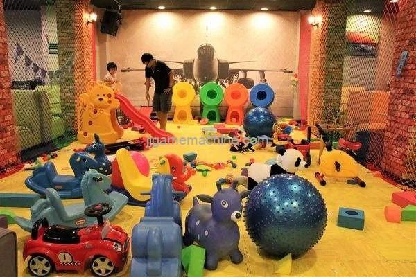 Stores, restaurants, cafes, bookstores, amusement halls, children's parks, cinemas······
