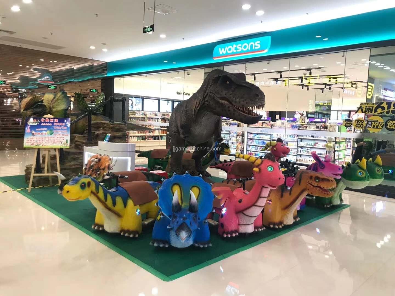 Ride on car kids electric car other amusement equipment dinosaur car