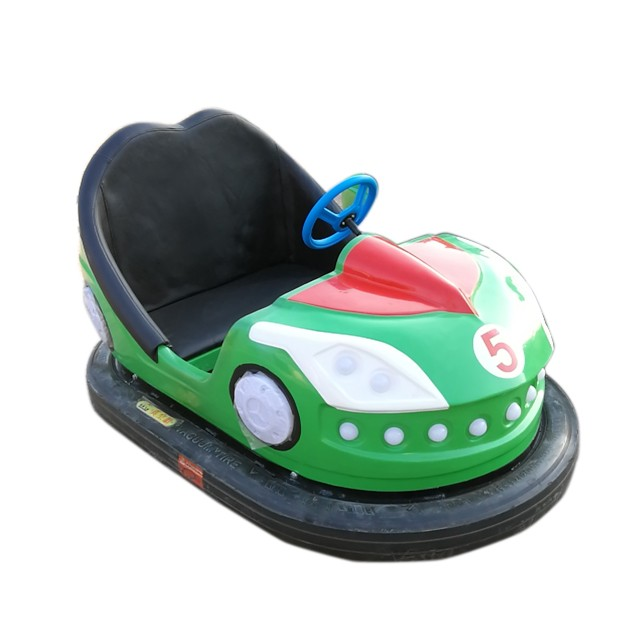 Amusement park equipment electric car kiddie ride ground net and battery bumper car