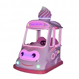 ice cream car 24V kiddie ride kids electric car amusement ride car