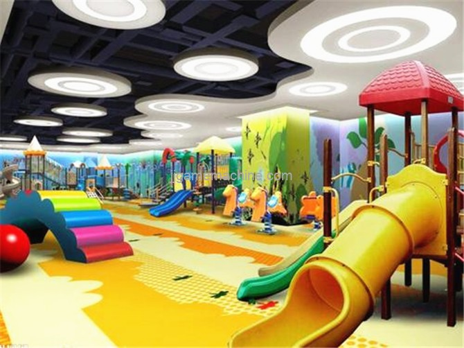 Playground for children's playground