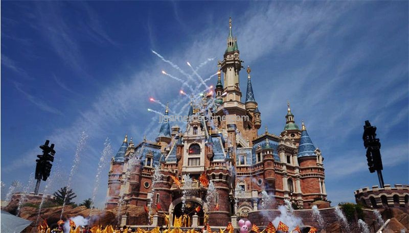 """Try to """"break the circle"""" theme park how to seize the hearts of parents and children"""