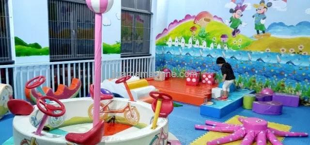 Children's park franchise a lot, now open children's playground can still make money?