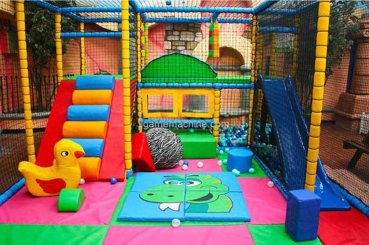Market research must be done before opening an indoor children's Park