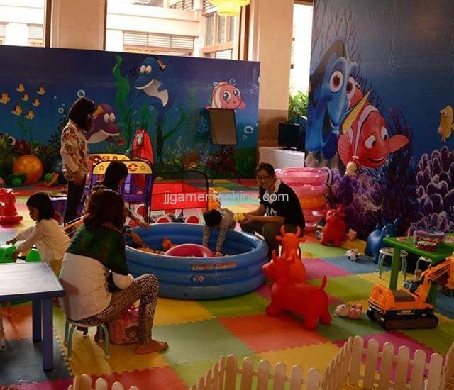 Children's playground opening advice: Is it okay to open a children's playground in a town?