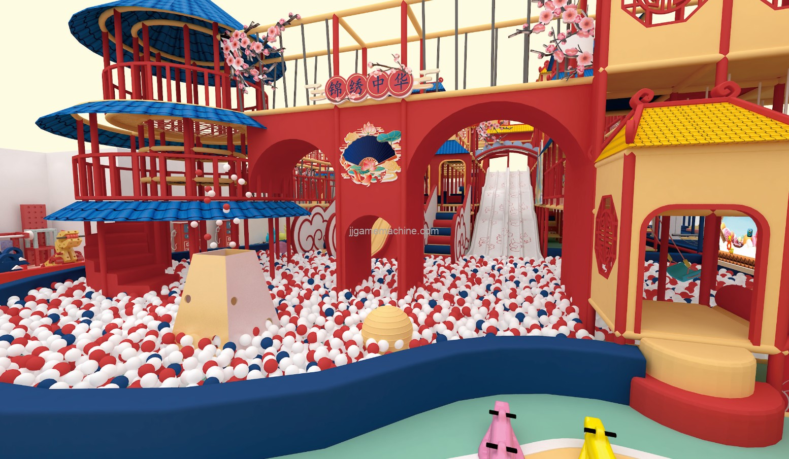 Suggestions for opening a children's playground